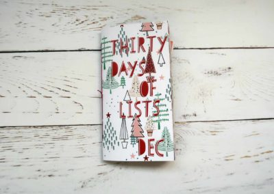 30 Days of Lists – Dec 17