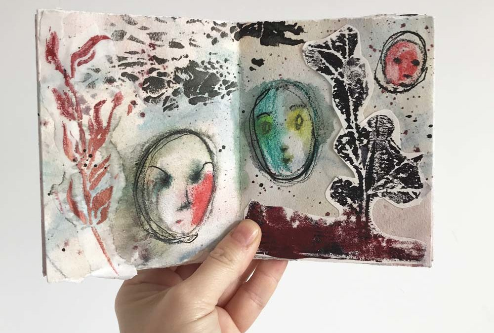 My Book of Faces – a Concertina Journal
