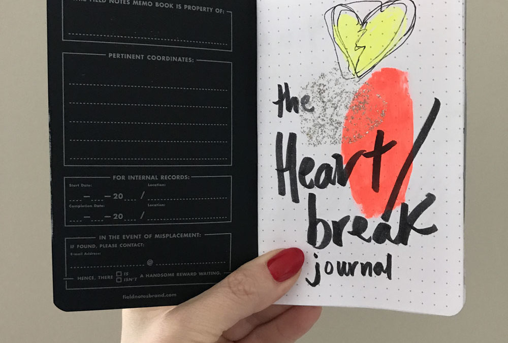 The Heart / Break Journal